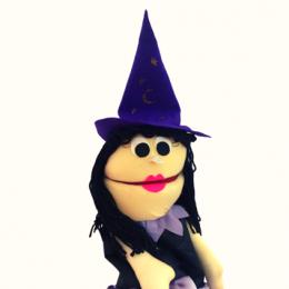 Fantoche Bruxa