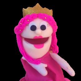 Fantoche Princesa