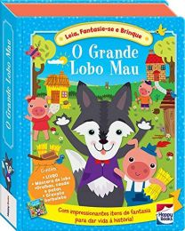 Kit O Grande Lobo Mau