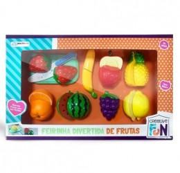 Feirinha Divertida - Frutas