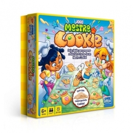 Jogo Mestre Cookie