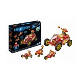 Light Blocks Super Carro 3x1