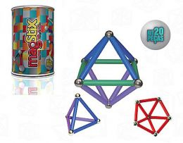 MagStix - Kit Colorido 20 peças