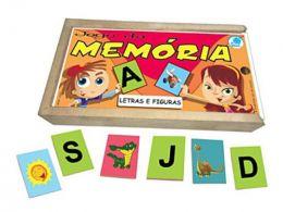 Memória Letras e Figuras