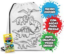 Mochilinha Dinossauro