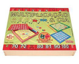 Multiplicação e Cia