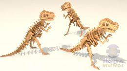 Quebra-Cabeça 3D - Tiranossauro Rex