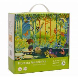 Quebra-Cabeça Floresta Amazônica