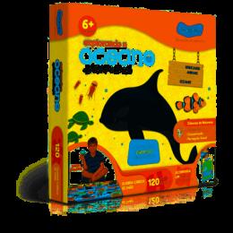 Quebra-Cabeça Grandão Explorando o Oceano