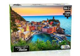 Quebra-Cabeça Itália 1000 Peças