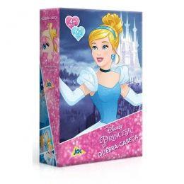 Quebra-Cabeça Princesas - Cinderela