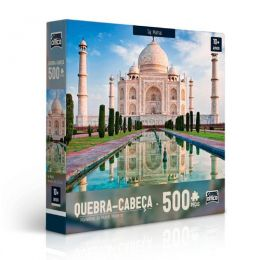 Quebra-Cabeça Taj Mahal 500 peças