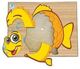Super Quebra-Cabeça Peixe
