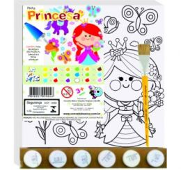 Art Kits Tela Princesa