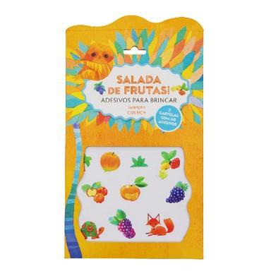 Adesivos Salada de Frutas