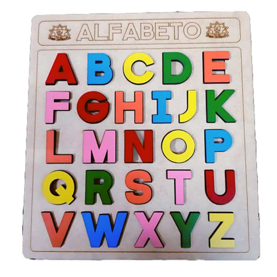 Alfabeto de Encaixe