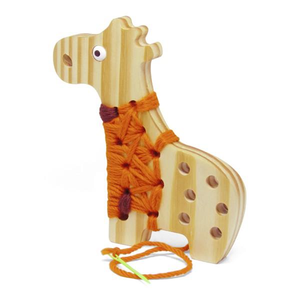 Alinhavo Girafa Filó