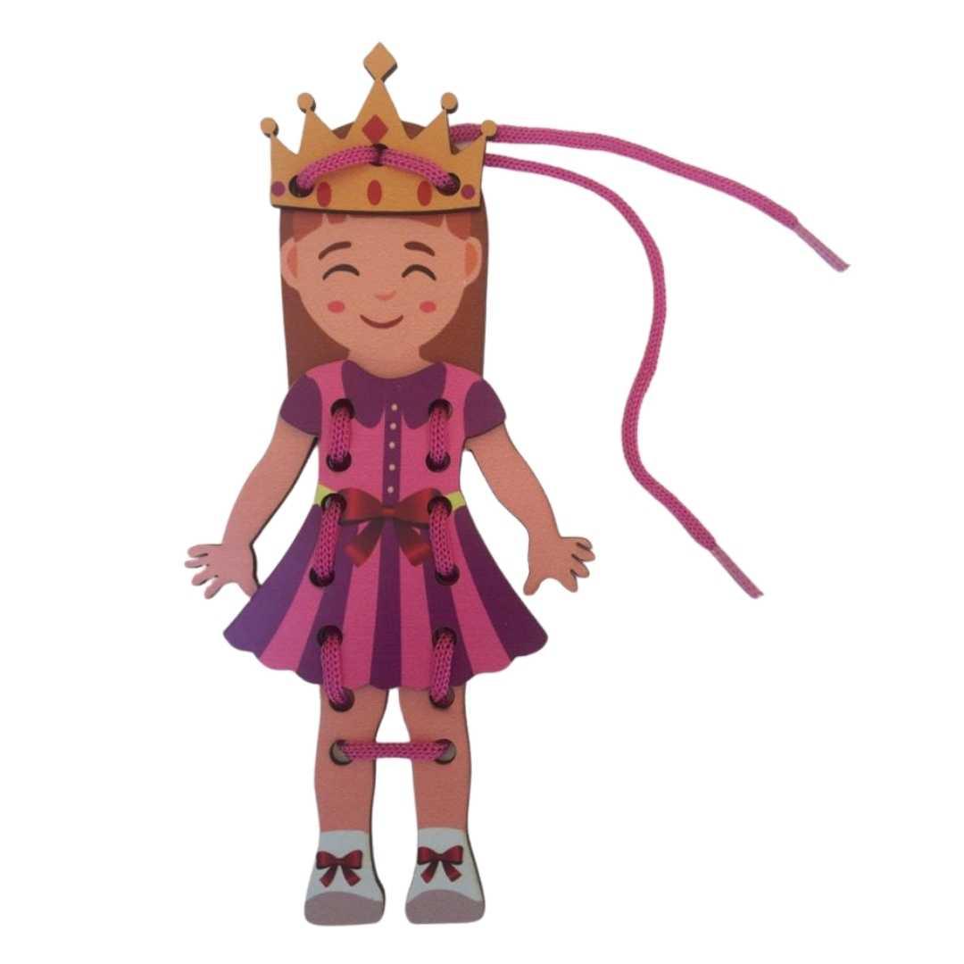 Alinhavos Princesa Fashion
