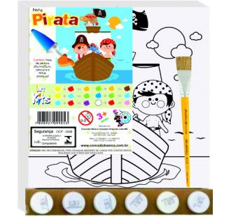 Art Kits Tela Pirata
