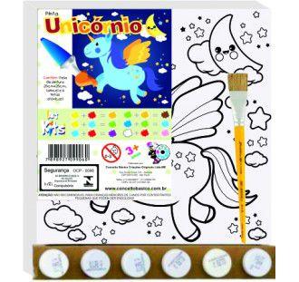 Art Kits Tela Unicórnio