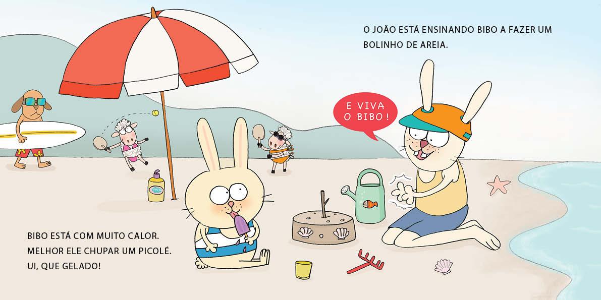 Bibo na Praia