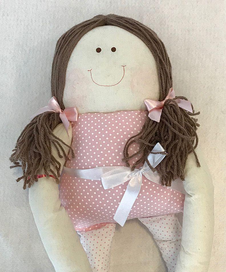 Boneca Abraçadinha Juju