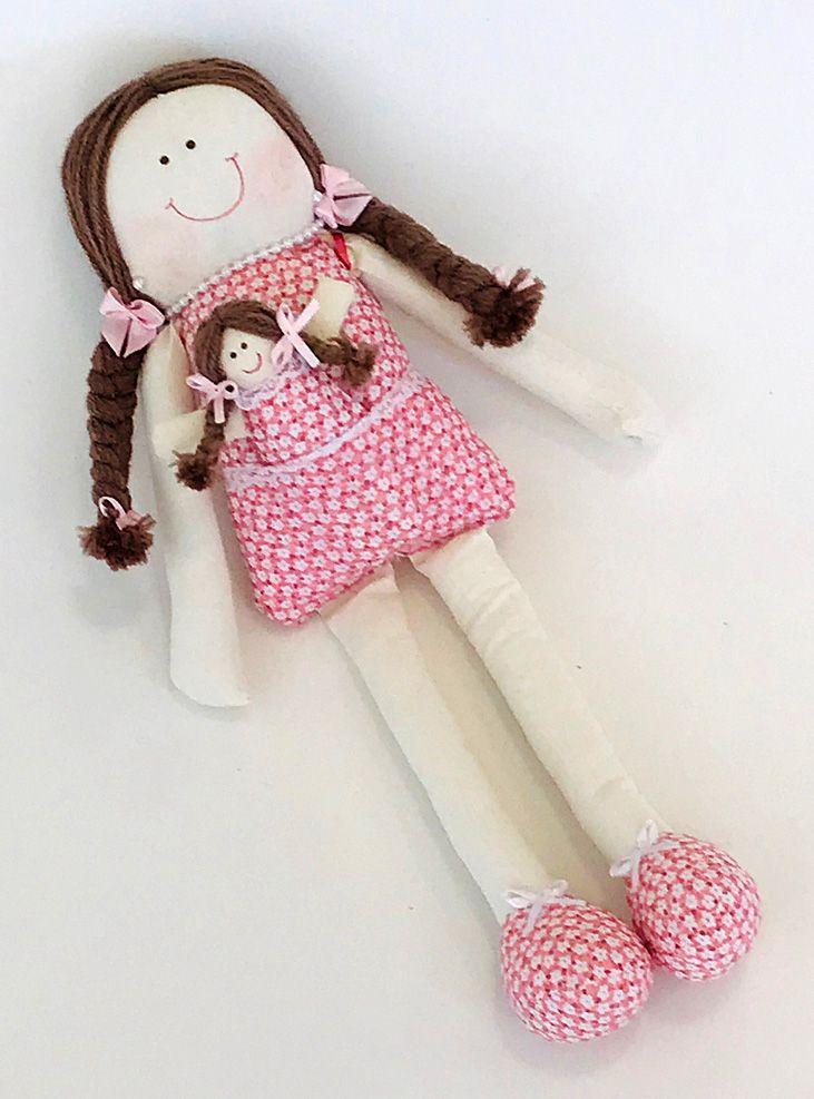 Boneca Canguru Juju