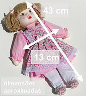 Boneca Cintia