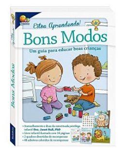 Bons Modos - um guia para educar boas crianças