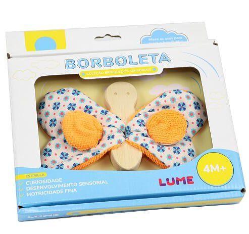 Borboleta - Brinquedo sensorial