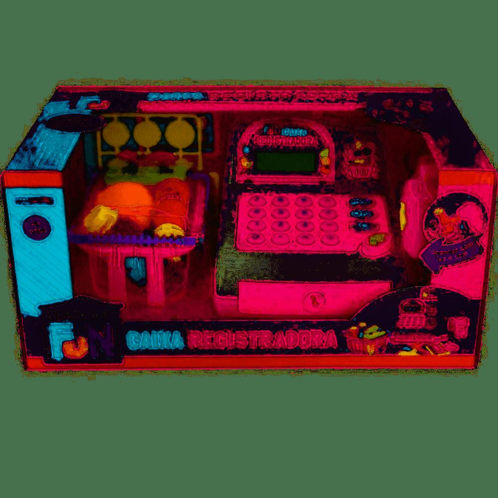 Caixa Registradora Rosa