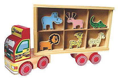 Caminhão Zoo