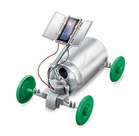 Kit Solar Rover - Ciência Verde