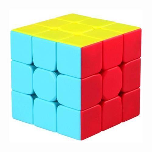 Cubo Mágico Profissional 3x3 - sem adesivo