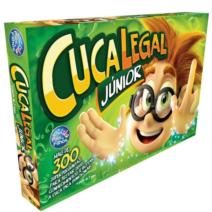 Cuca Legal Junior