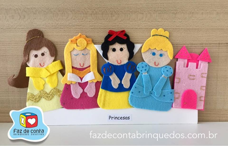 Dedoches Princesas