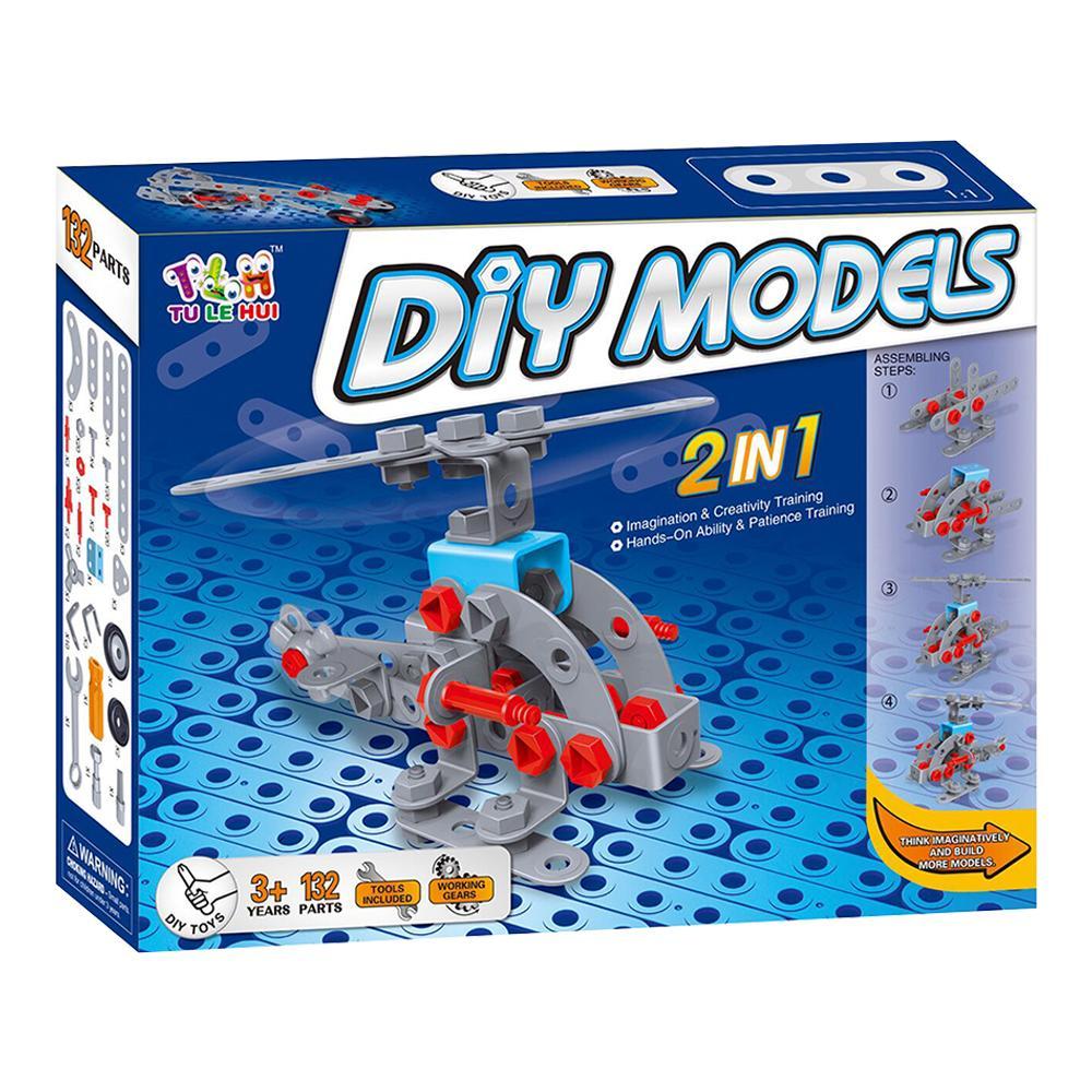 DIY Models - Helicóptero
