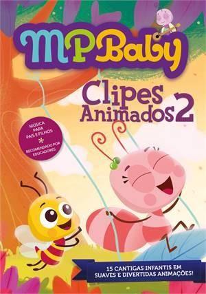 DVD MPBaby Clipes Animados Vol.2