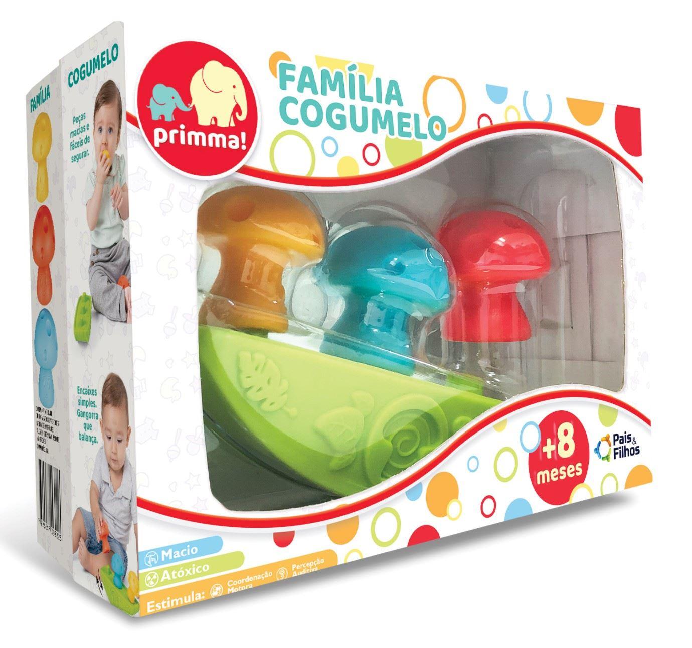 Família Cogumelo