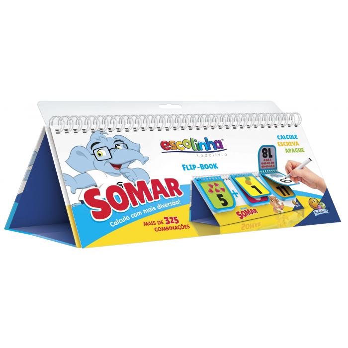 Flip Book - Somar