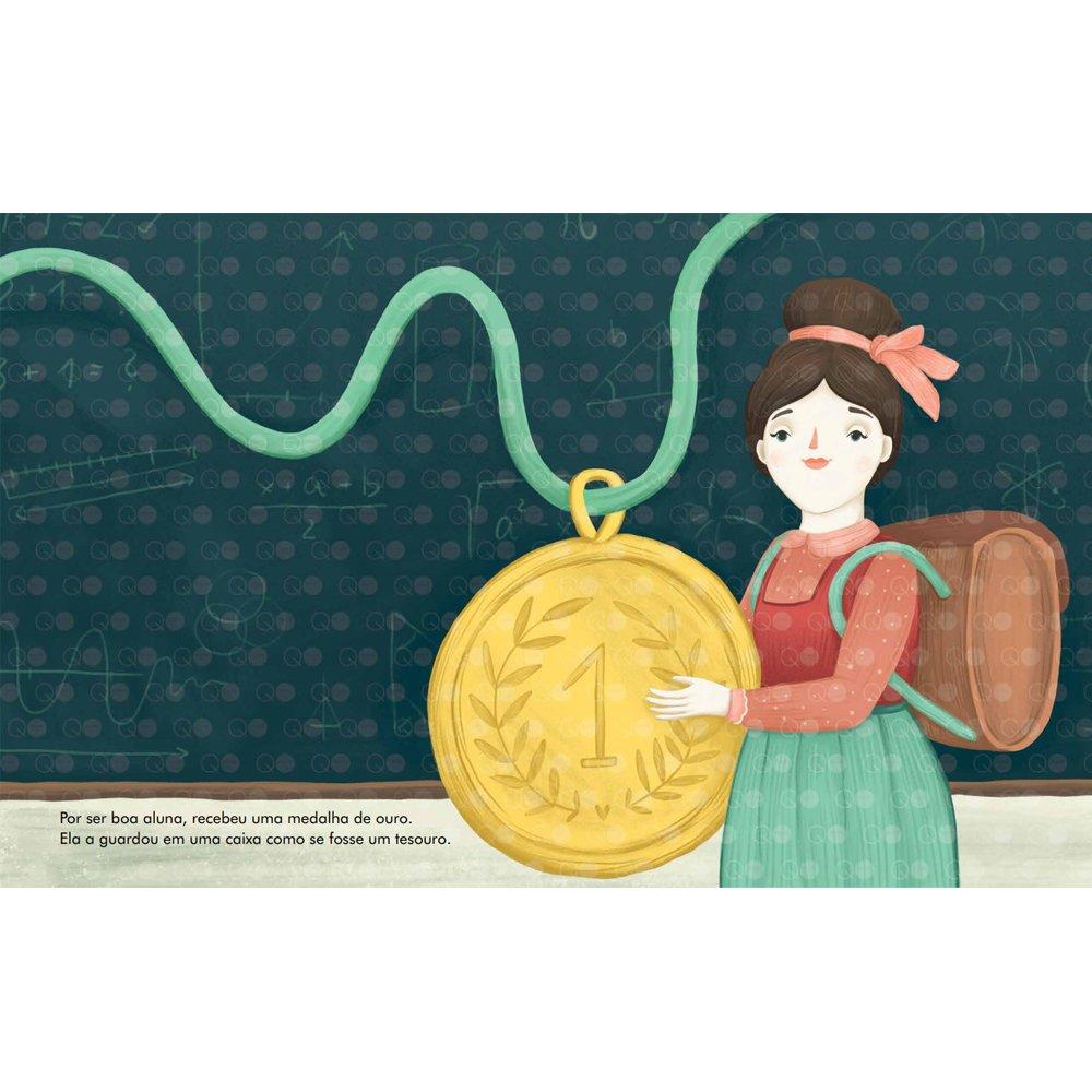 Gente Pequena Grandes Sonhos - Marie Curie