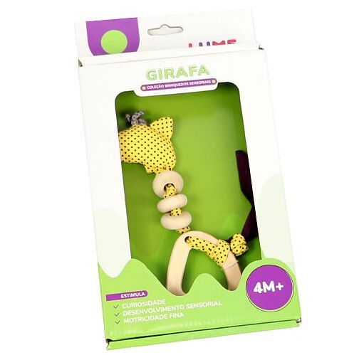 Girafa - Brinquedo sensorial