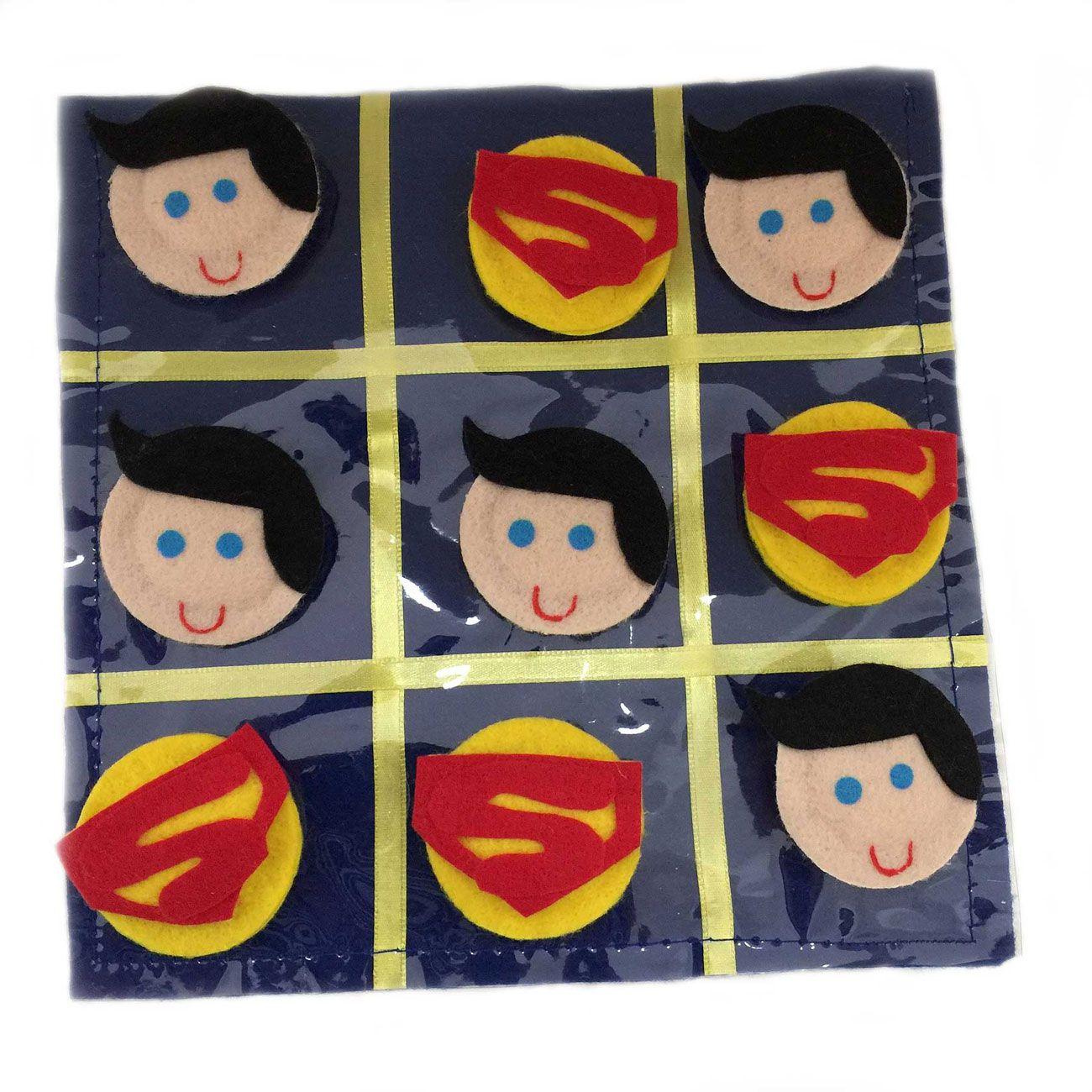 Jogo da Velha Superman