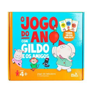 Jogo do Ano, com Gildo e seus amigos