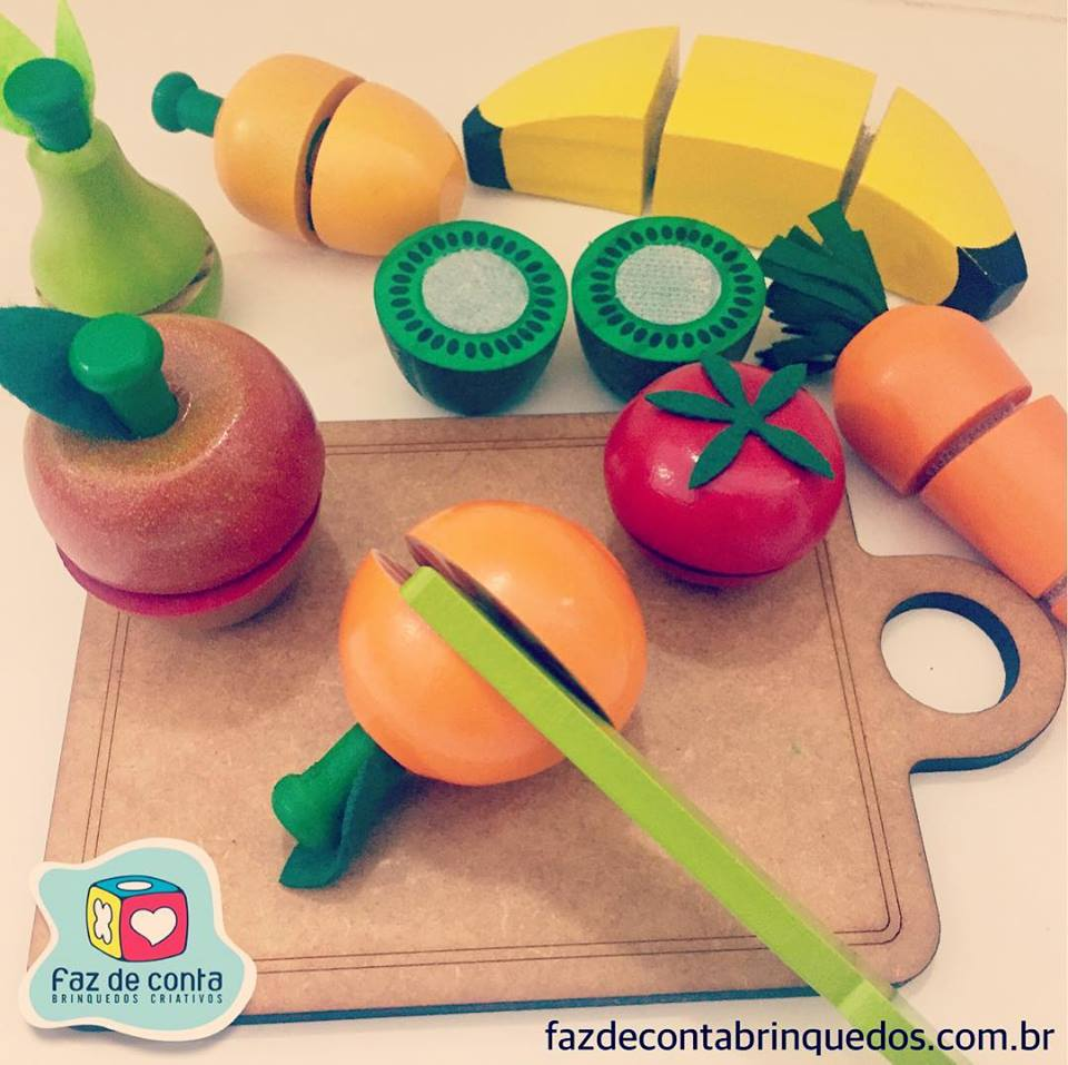Kit Frutas com Corte