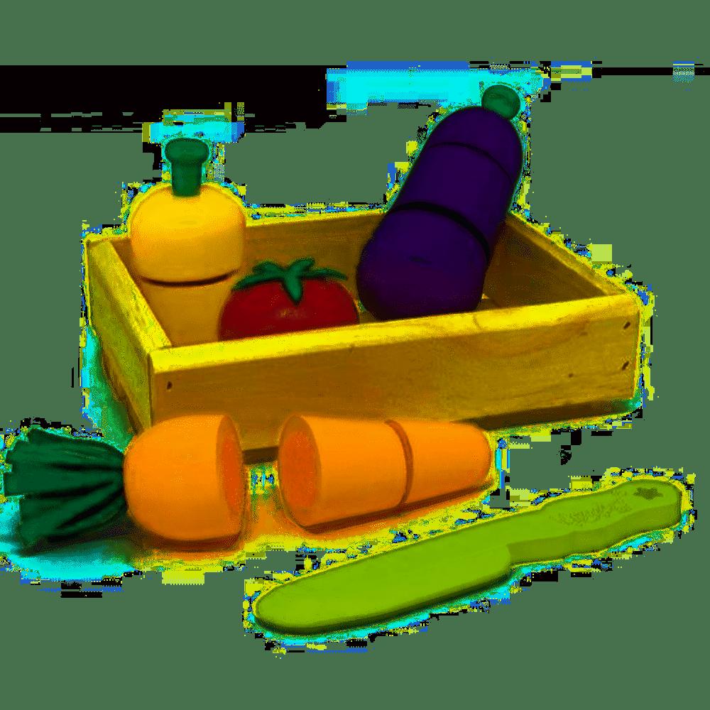 Kit Legumes com corte