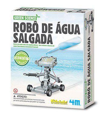 Kit Robô de água salgada