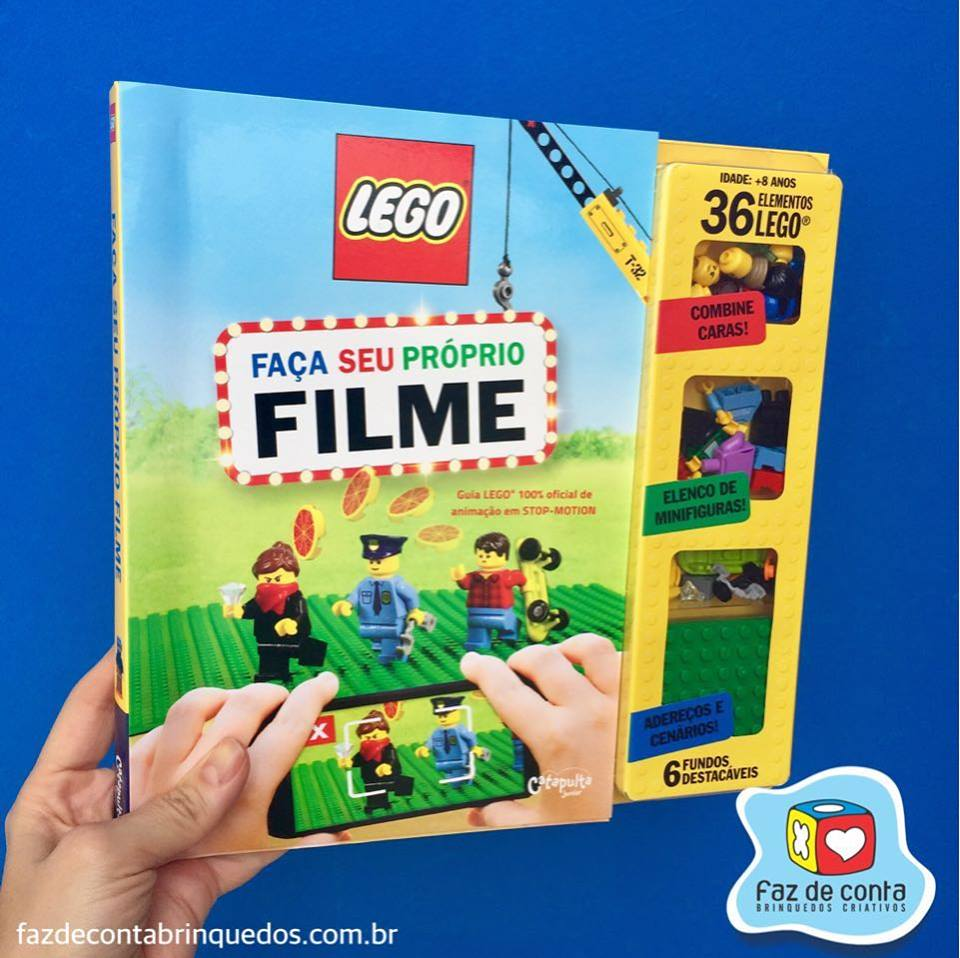 Lego - Faça seu próprio Filme