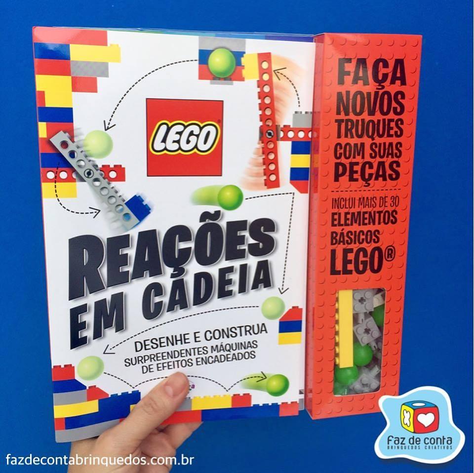 Lego - Reações em cadeia
