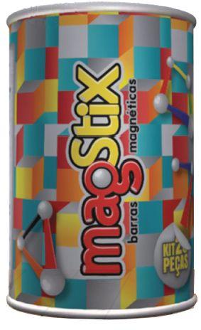 Magstix - Kit 56 Pecas Fosforecentes